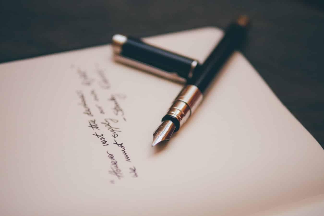 demander une lettre de recommandation